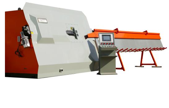 YT-13S Bi-directional CNC automatic stirrup bending machine