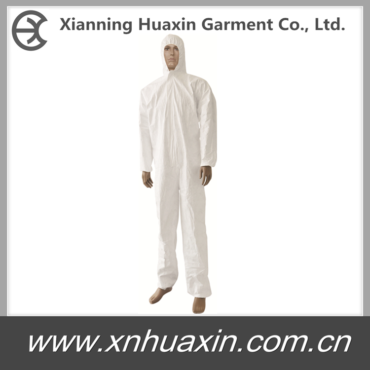HXCR-02:PP+PE Coverall