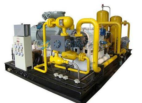 CNG Mother Station Compressor