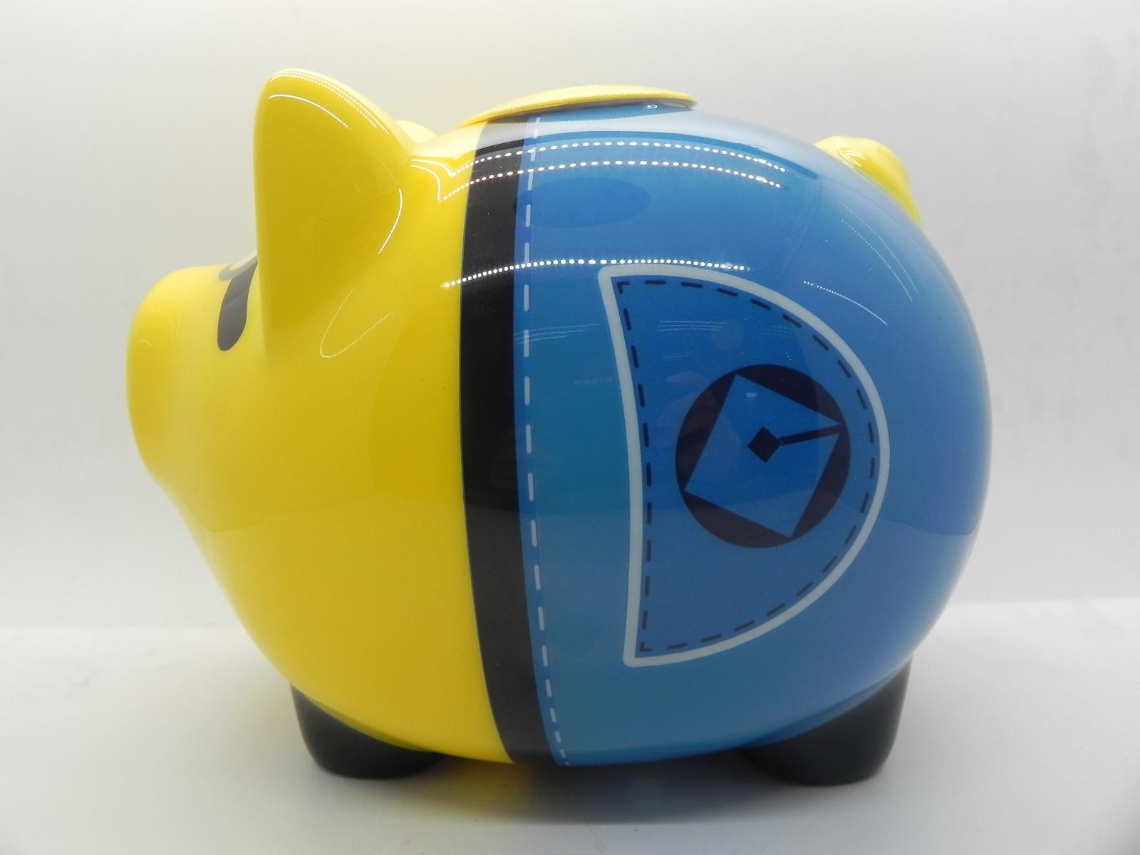 piggy coin bank