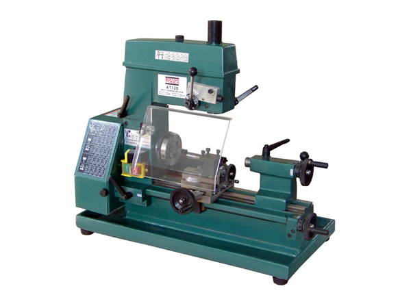 Mini Lathe Mill Combo Small Multi-purpose Lathe Mahicne LMC-125
