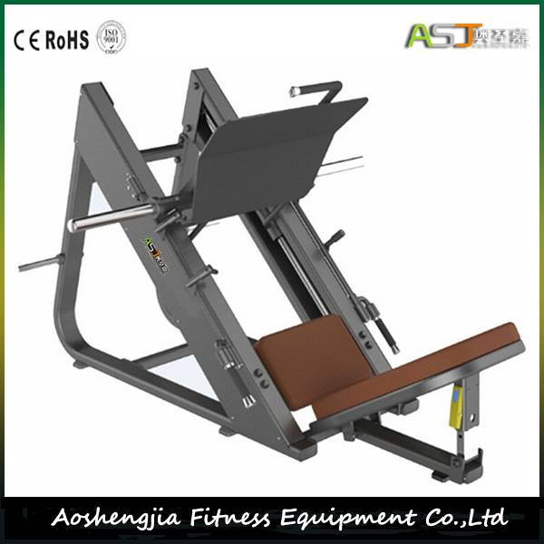 45 Angled Leg Press Gym Fitness Machine