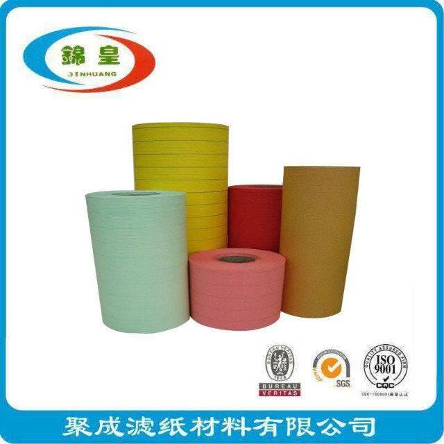 Filter paper material wood pulp filter paper