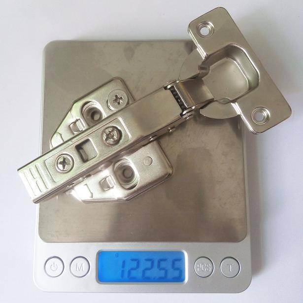 3D cabinet door hinge with soft closing, made in China