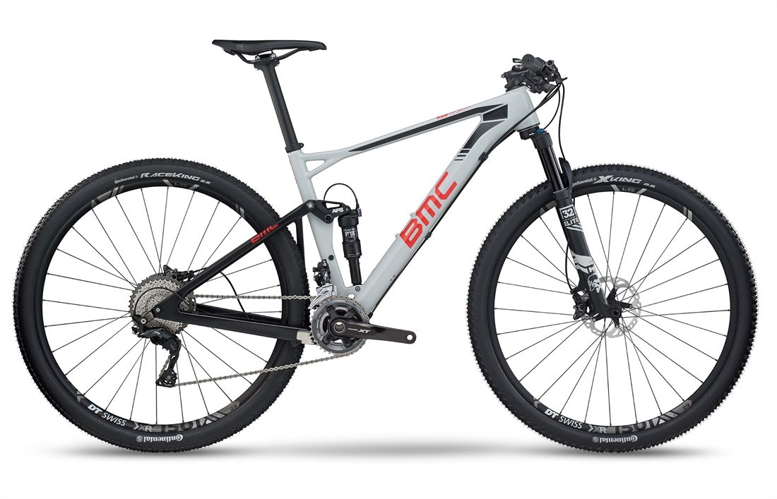 2017 BMC Fourstroke 01 XT Bike