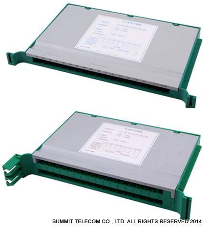PLC Splitter Storage Tray 16 Core 32 Core, PLC Splitter Cassette, Optical Splitter Holder Tray