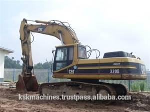 used caterpillar excavator 330B