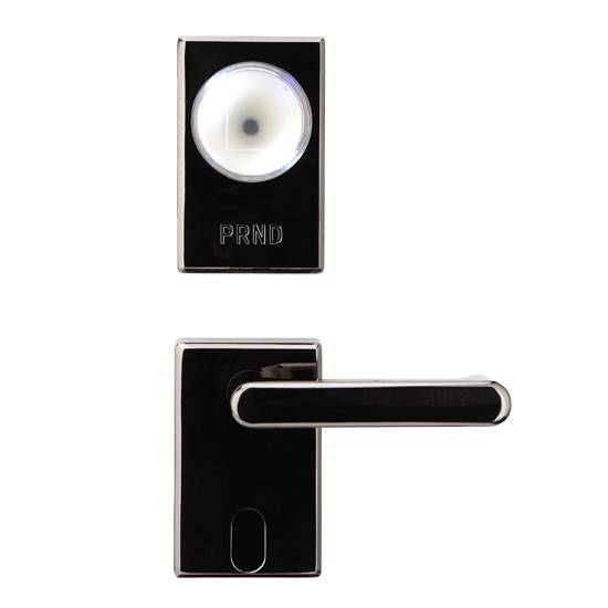 The World's First Multi-functional QR Code Smart Lock with International and Domestic Patent