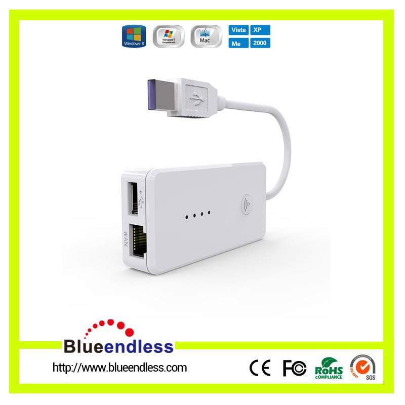 Wireless Card Reader 300M Wireless Router WiFi Storage Devices
