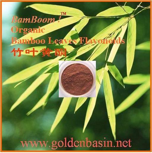 Bamboo Flavonoid
