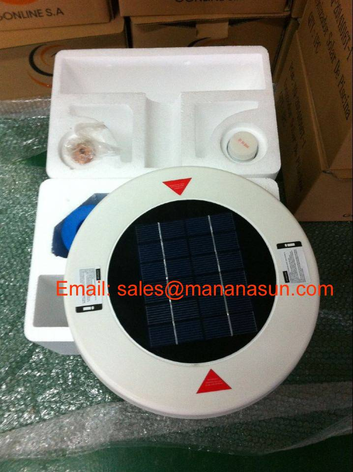 Solar Pool Ionizer Made in China