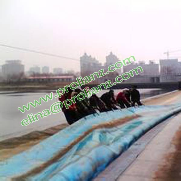 Colorful Water Filling Rubber Dam (made in China)