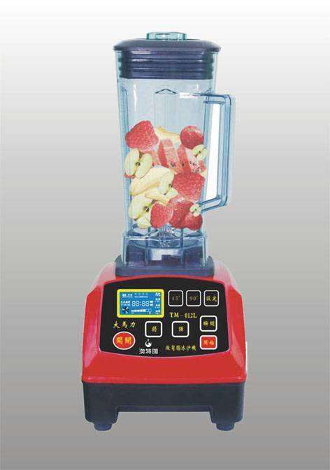 commercial juicer blender home appliance, ice crushing machine, micro computer sandice machine