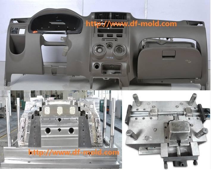 Car Mould, plastic part Moulding injection