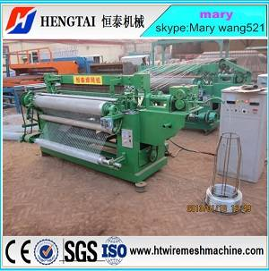 Welded Wire Mesh Machine(In Roll)