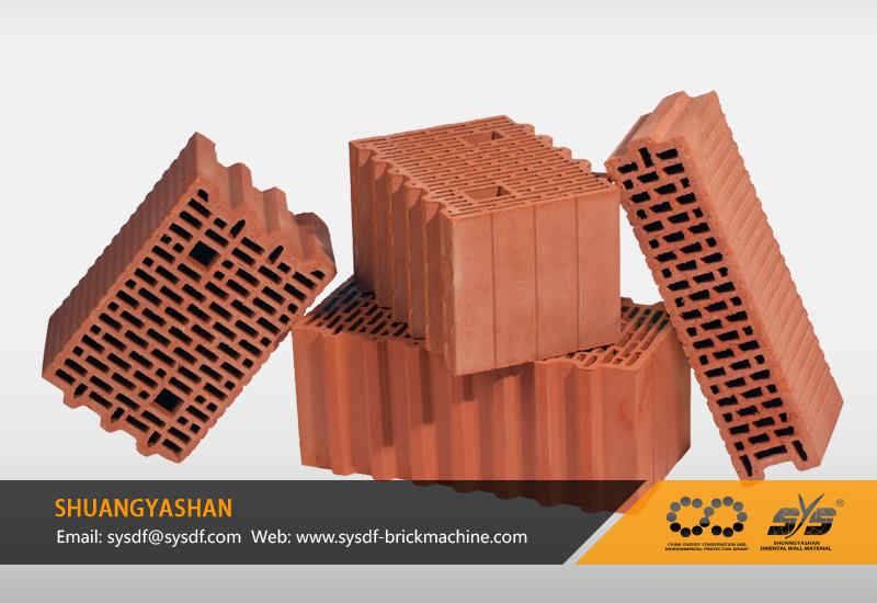 Perforated Brick Machine