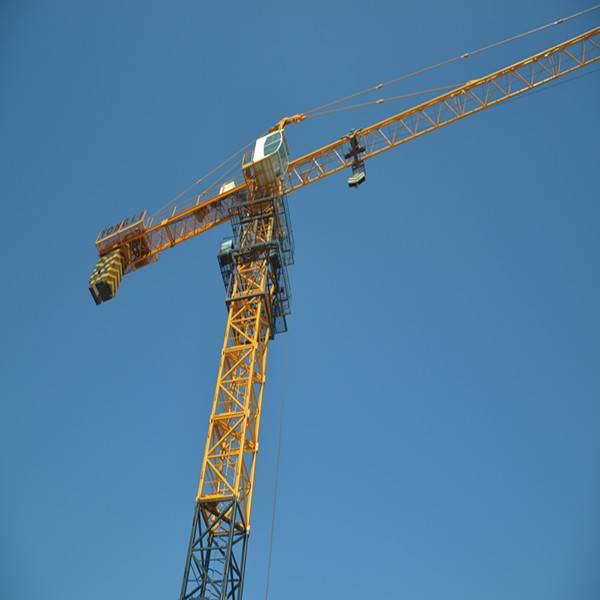 QTZ63 6ton tower crane price