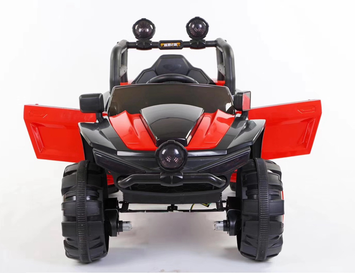 Ride on Car Jeep 12V Electric Truck Kids Battery Powered Remote Control AUX Licensed LS-8188
