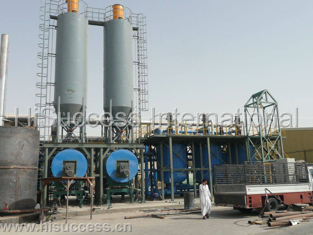 Modified Bituminous Waterproofing Membrane Production Line