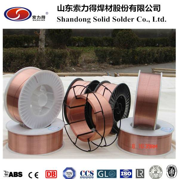 welding wire manufacture from China
