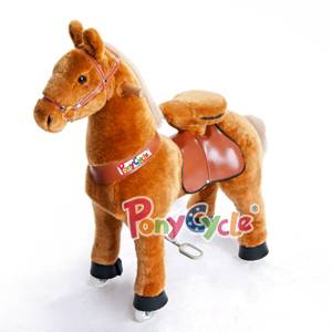 Ponycycle ride on toy horse