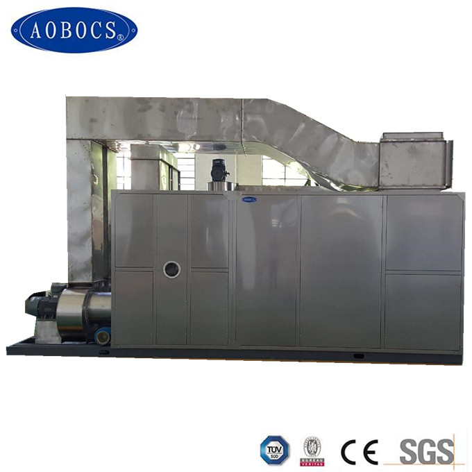 NMP solvent recovery unit for lithium battery factory