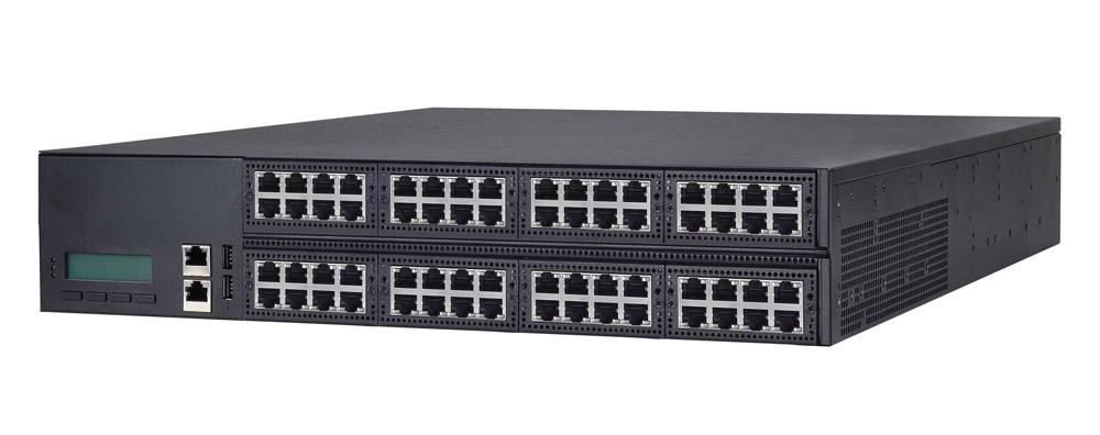 High-performance x86 Network Security Appliance