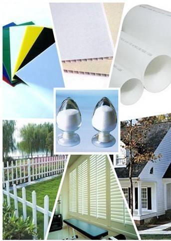 Rubber Aid Resistant Chlorinated Polyethylene135B