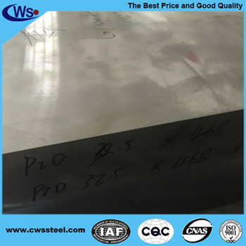1.2738 Plastic Mould Steel Plate