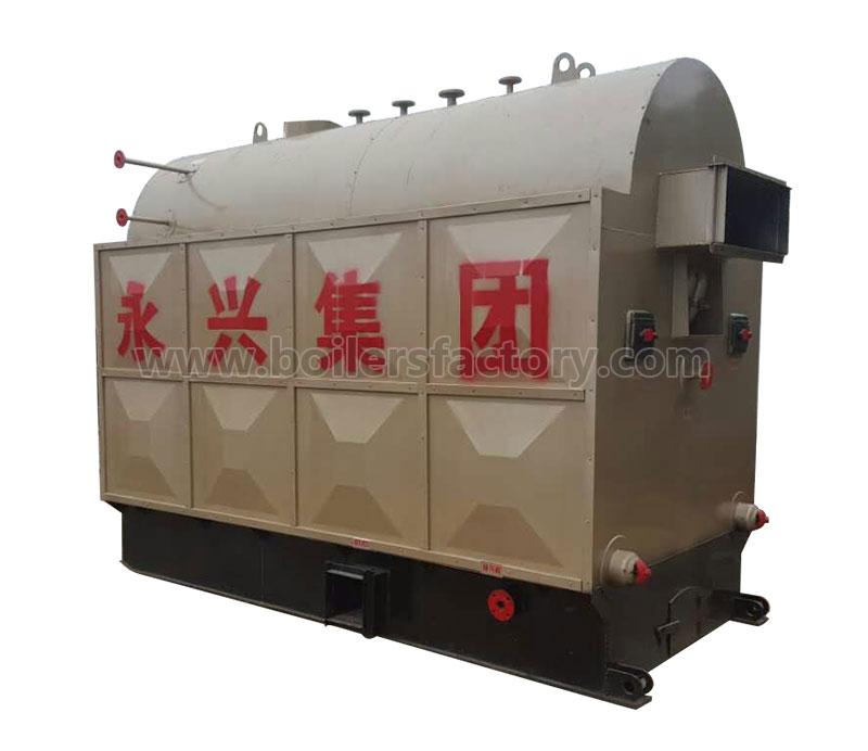 DZH Single Drum Manually Boiler