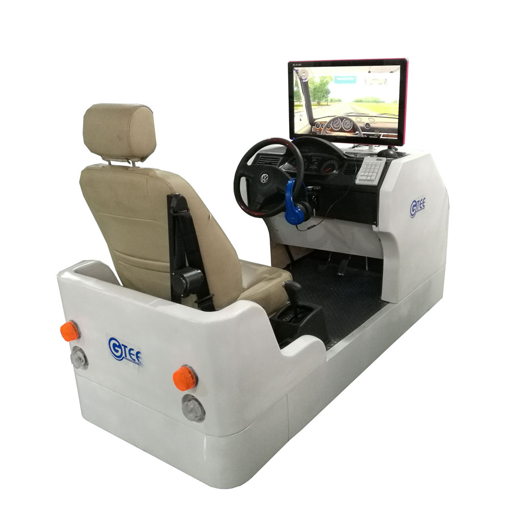 Advance car driving simulator(1 screen)