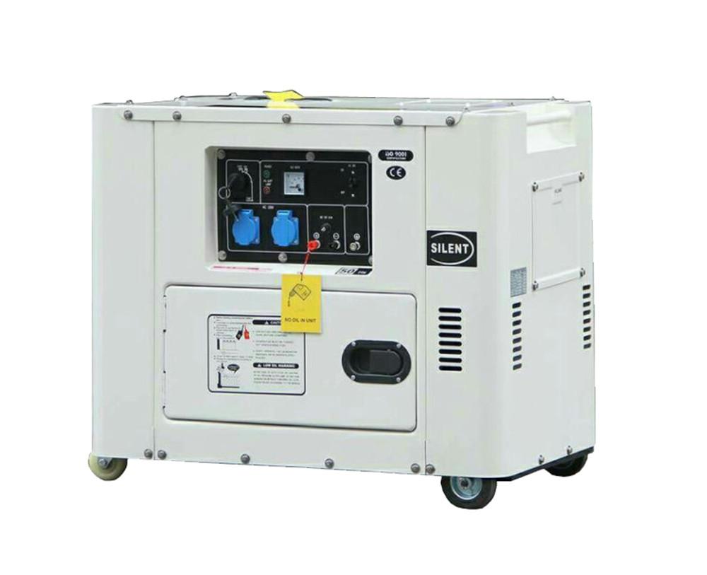 3KVA Ultra Silent 62db Diesel Generator