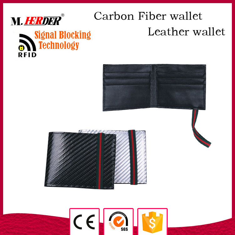 Fashion rfid blocking money clip