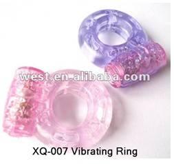 Sex Toy, XQ-007 Vibrating Ring
