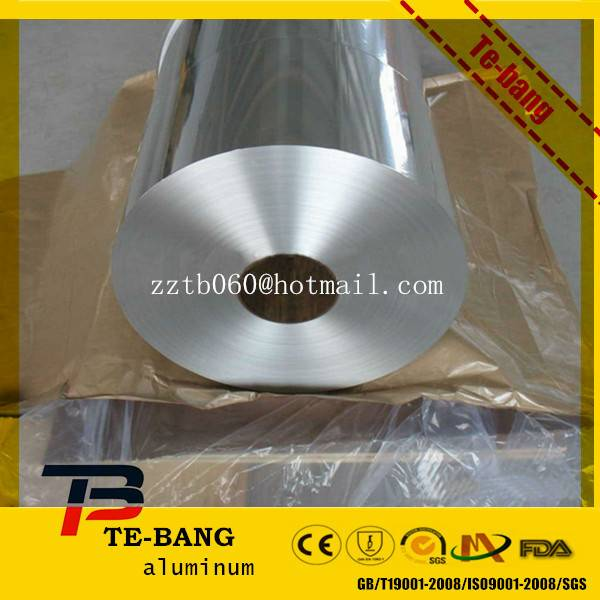 Aluminum Foil Label Aluminum Foil Packaging Bag for Food