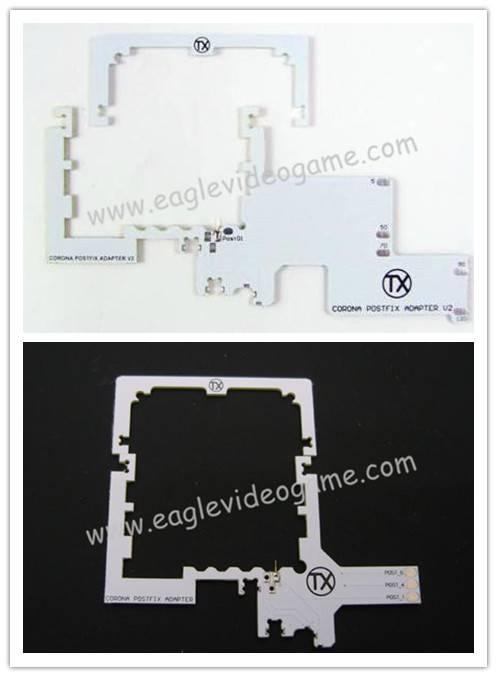 XBOX360 Xecuter TX Corona CPU Postfix Adapter V2&V3 V4