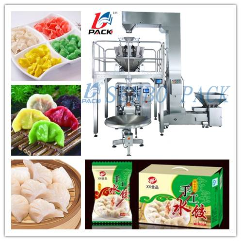 Dumplings Packing Machine