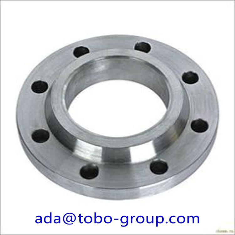 Nickel Alloy SW WN Flange / Forged steel Flanges 10'' ASME B16.5 ASME SB622 NO8811