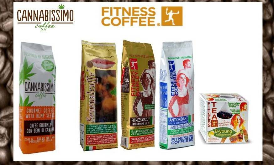 Get Fit Now with Italian Fitness Coffee, Tea and Barley!