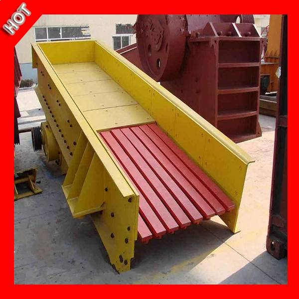 High Efficiency Vibrating Feeder