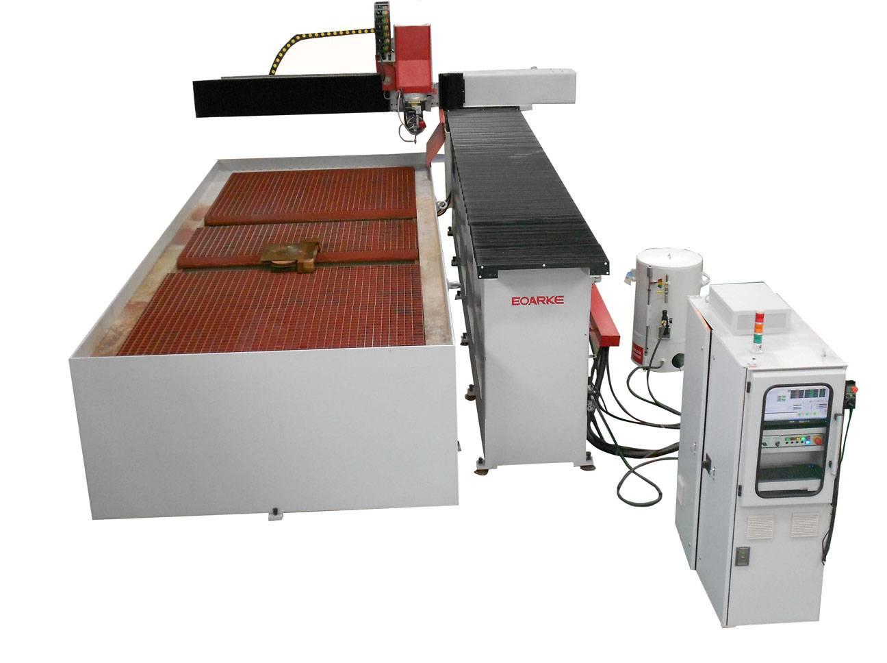 5 Axes CNC waterjet cutting machine