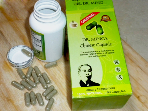 Good News!Dr.Ming Weight Loss Slimming Diet Pills