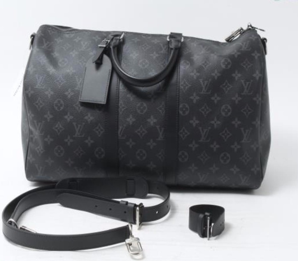 High quality used LOUIS VUITTON Keepall M40569 bag for whole sale.