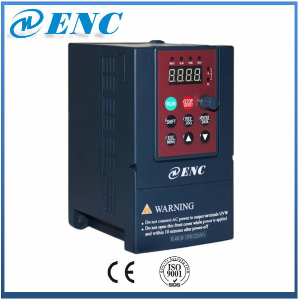 ENC EDS800 Mini 3PH 380V Variable Frequency Drive(0.75-1.5kW VFD)