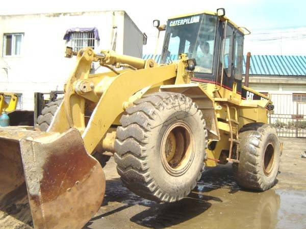 USED CATERPILLER 938F WHEEL LOADER/GOOD CONIDITION FOR SALE