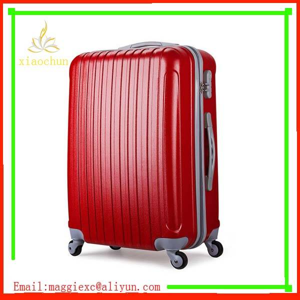 Hot! ABS PC Trolley Luggage