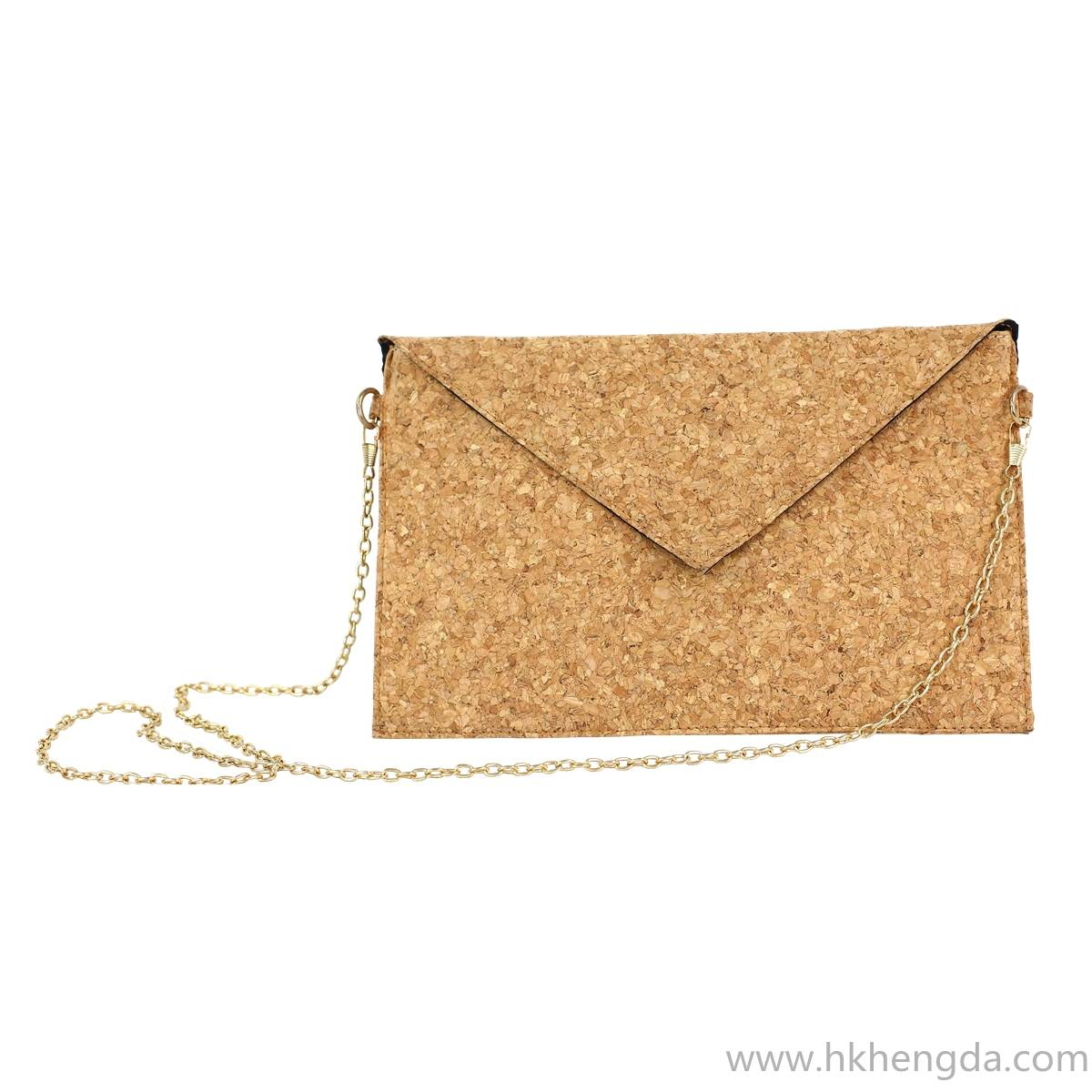 2016 hot sale stitching cork cloth shoulder bag shopping bag