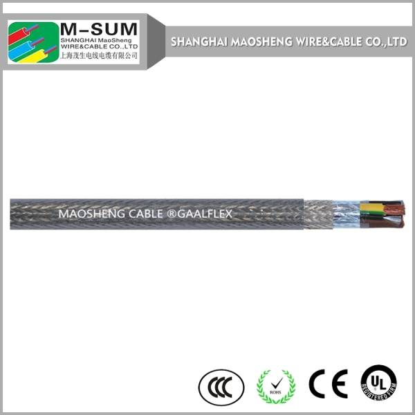 High Quality Flexible Control Cable Loose Copper Core Cable Used In FANUC CNC