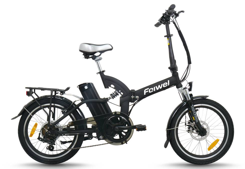 Electric folding bike(FR-TDN05Z)