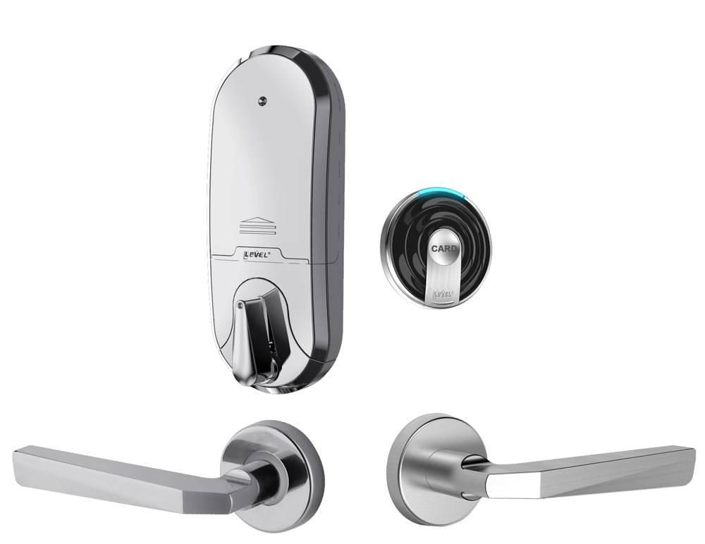 ANSI standard motise hotel lock